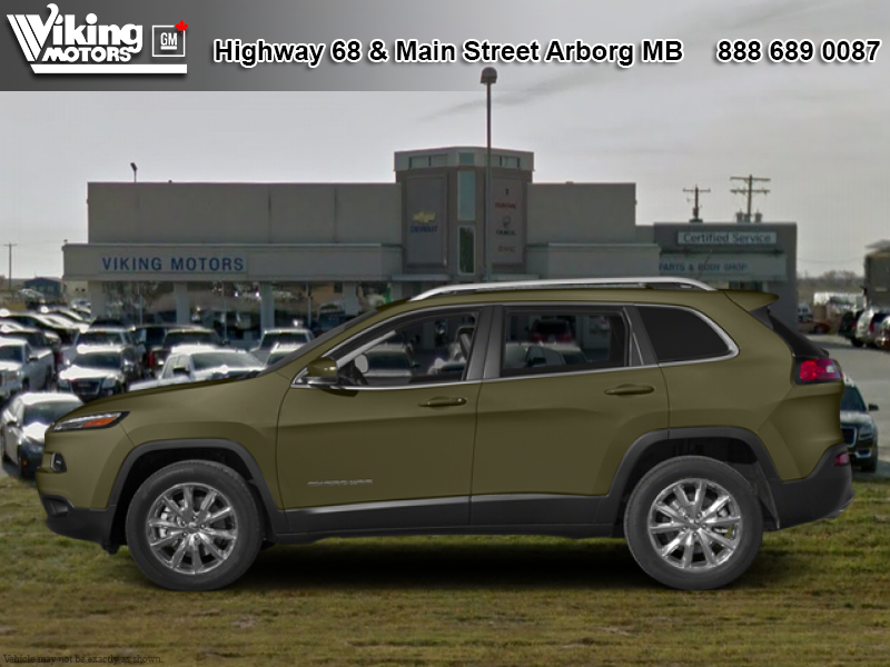 Pre-Owned 2014 Jeep Cherokee SPORT - Bluetooth - Power Windows - $114 B/W