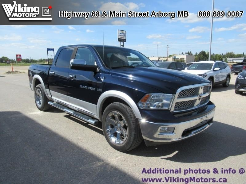 Pre-Owned 2012 Ram 1500 LARAMIE - Navigation - Leather Seats