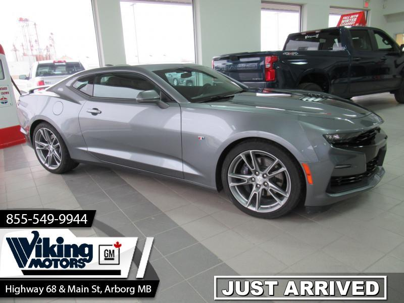 Pre-Owned 2019 Chevrolet Camaro SS - SS - Android Auto - $269 B/W