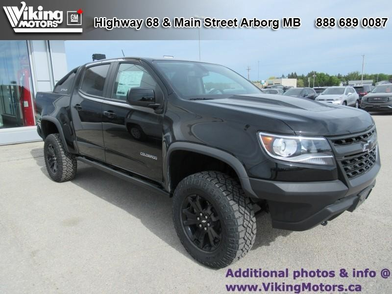 New 2019 Chevrolet Colorado - Heated Seats - $315.11 B/W