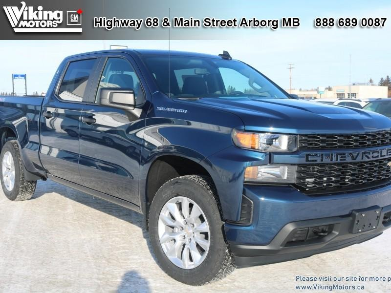 New 2019 Chevrolet Silverado 1500 Custom - $280.88 B/W