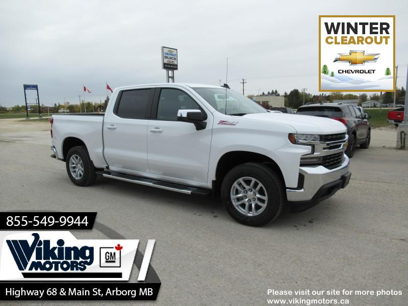 New 2019 Chevrolet Silverado 1500 LT - - Air - Tilt - $340 B/W