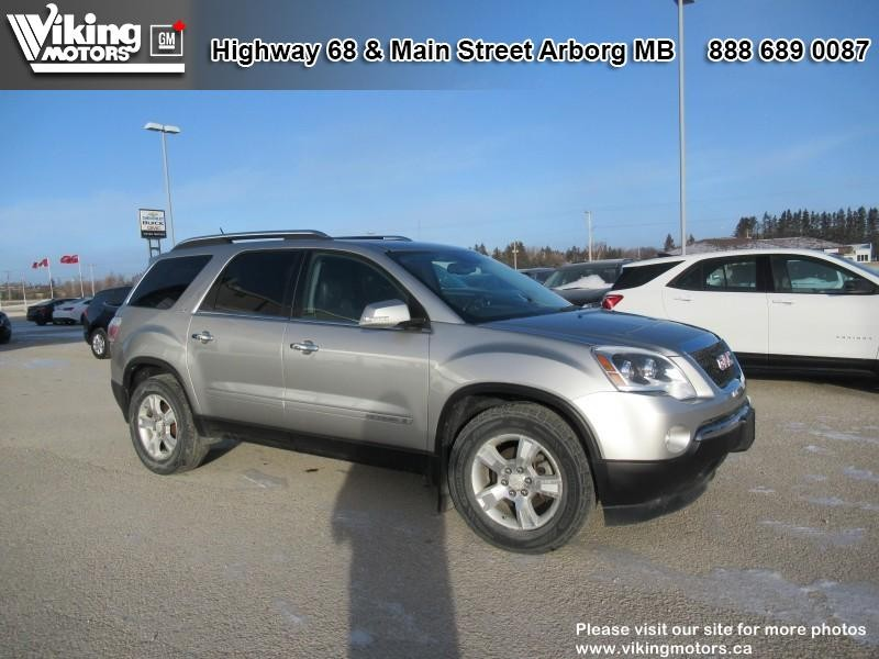 Pre-Owned 2008 GMC Acadia SLT1 - - Tilt - Cruise