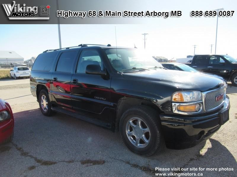 Pre-Owned 2005 GMC Yukon XL DENALI - - Air - Rear Air