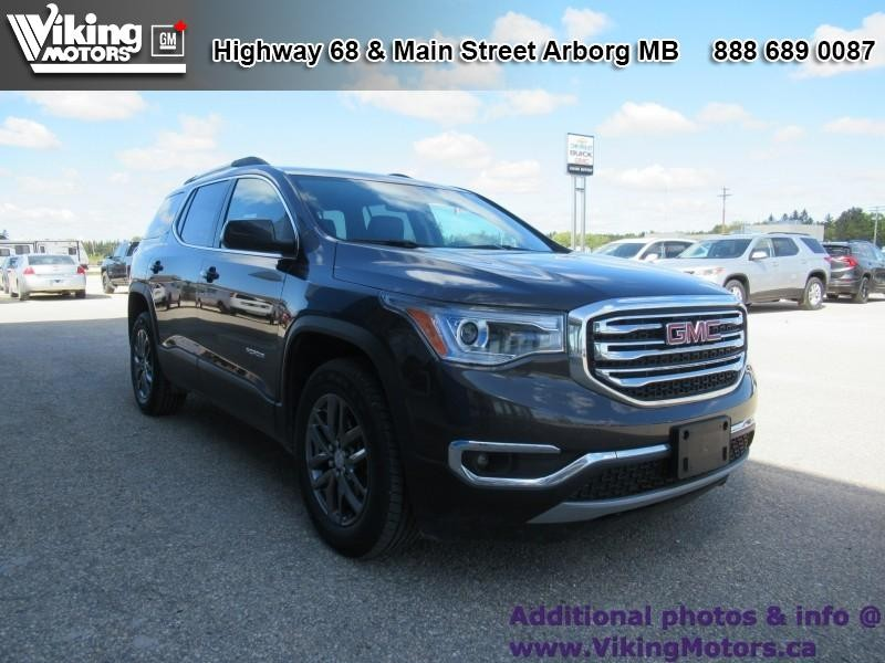Pre-Owned 2017 GMC Acadia SLT - Leather Seats - Power Liftgate - $209 B/W
