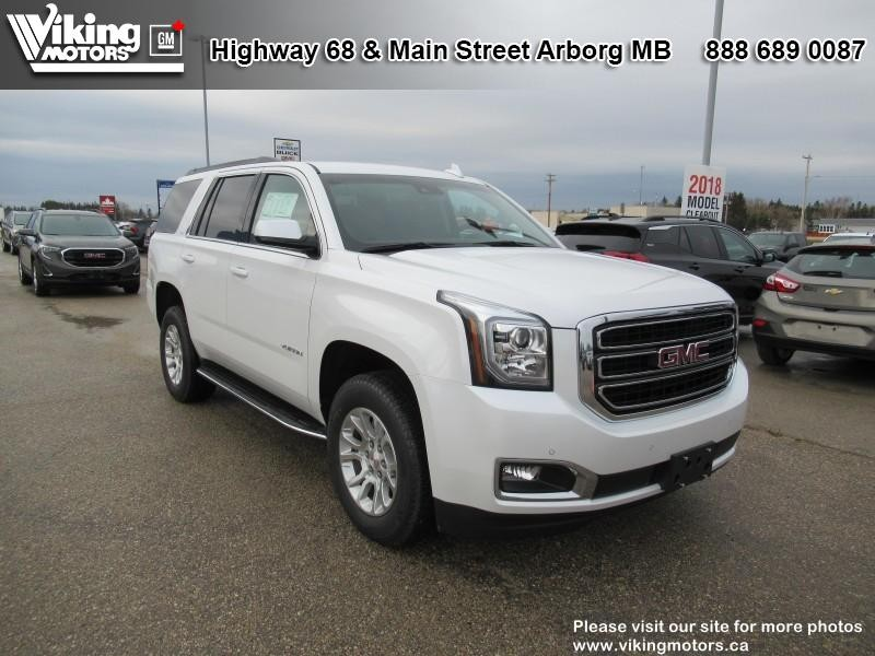 New 2019 GMC Yukon SLT - Cooled Seats - Heated Seats - $420.71 B/W