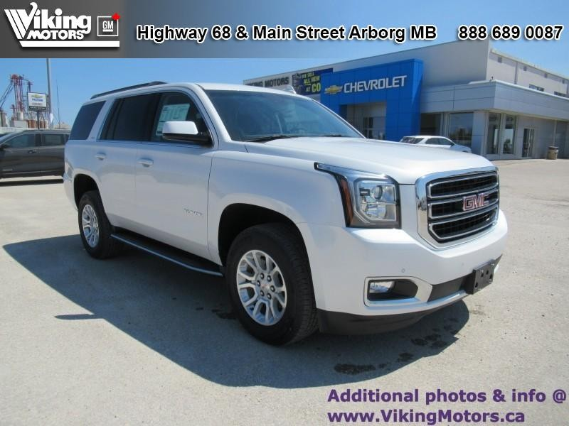 New 2019 GMC Yukon SLT - Cooled Seats - Heated Seats - $485 B/W