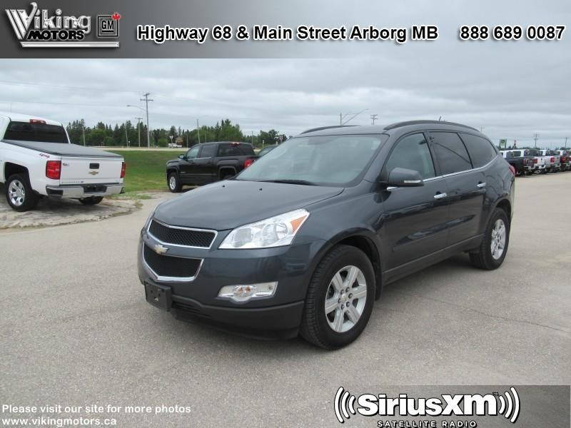 Pre-Owned 2011 Chevrolet Traverse 1LT - SiriusXM - OnStar