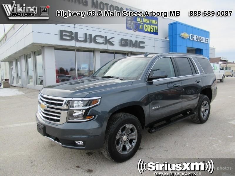 New 2019 Chevrolet Tahoe LT - $435.28 B/W