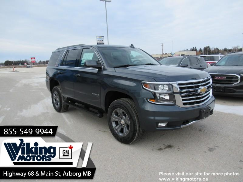 New 2019 Chevrolet Tahoe LT - - $477 B/W