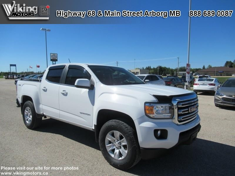 Pre-Owned 2017 GMC Canyon SLE - Bluetooth - OnStar - $221.51 B/W
