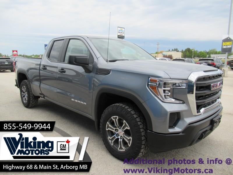New 2019 GMC Sierra 1500 Base - $293 B/W