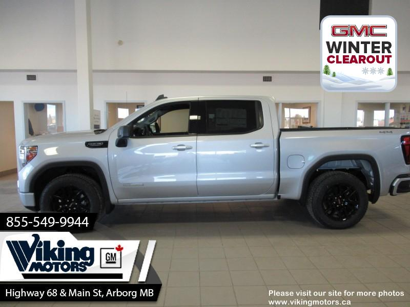 New 2019 GMC Sierra 1500 Elevation - $347 B/W