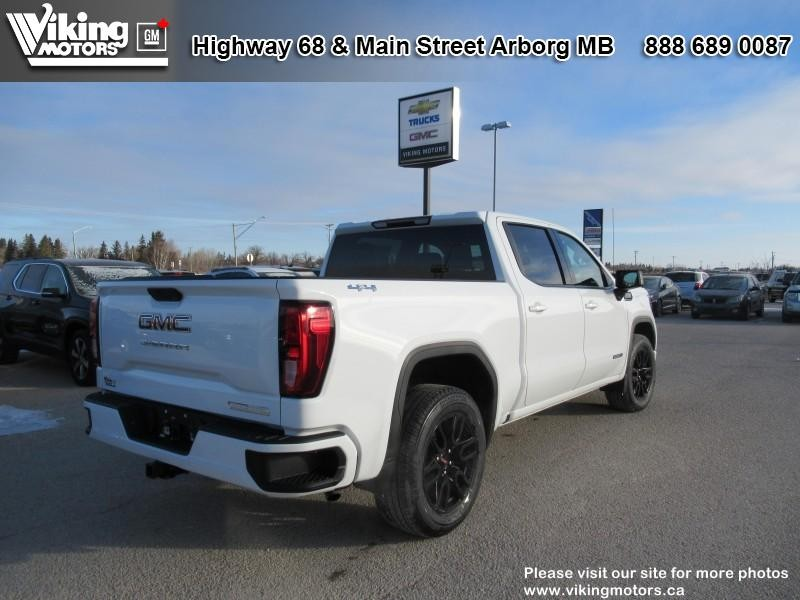 New 2019 GMC Sierra 1500 Elevation Edition - $391 B/W 4X4 Crew Cab