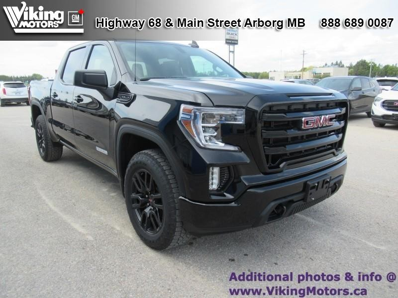New 2019 GMC Sierra 1500 Elevation - $330 B/W
