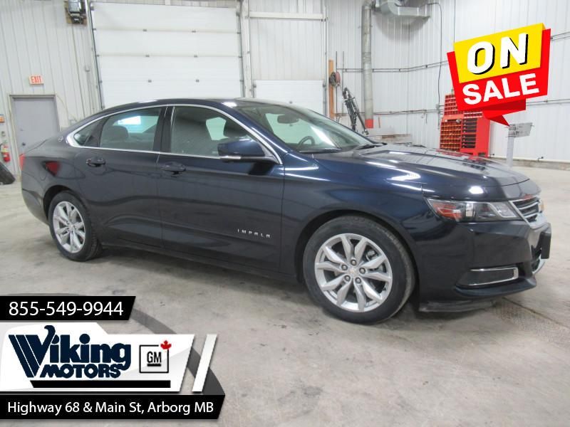 Pre-Owned 2017 Chevrolet Impala LT - Bluetooth - SiriusXM - $122 B/W