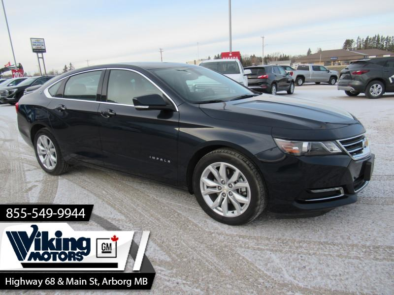 Pre-Owned 2019 Chevrolet Impala LT - Remote Start - Apple CarPlay - $175 B/W