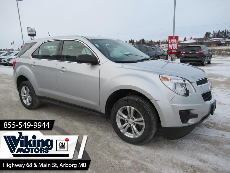 Pre-Owned 2013 Chevrolet Equinox LS - $127 B/W