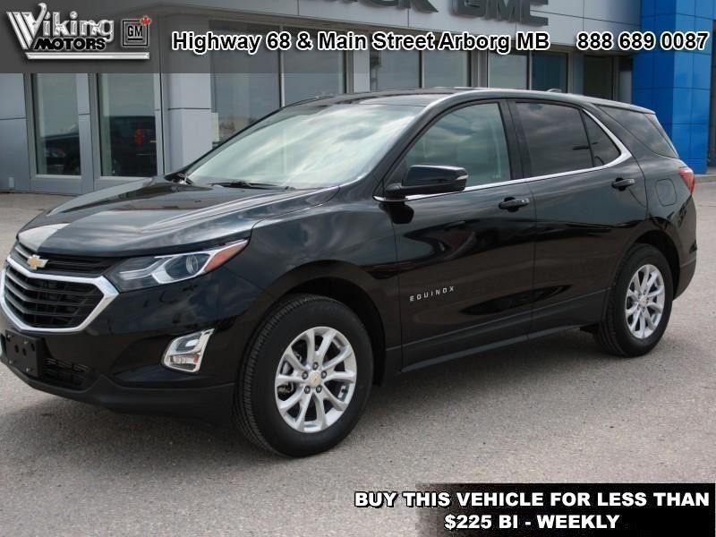 New 2018 Chevrolet Equinox LT - Power Liftgate - $213.96 B/W