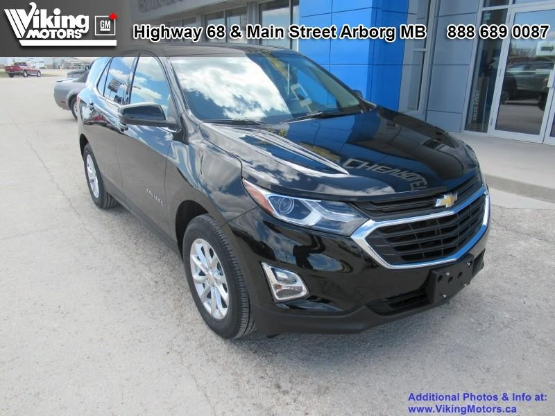 New 2019 Chevrolet Equinox LT 1LT - Power Liftgate - $209.53 B/W