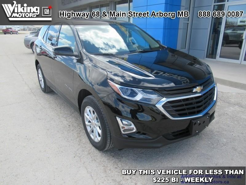 New 2019 Chevrolet Equinox LT 1LT - Power Liftgate - $210 B/W