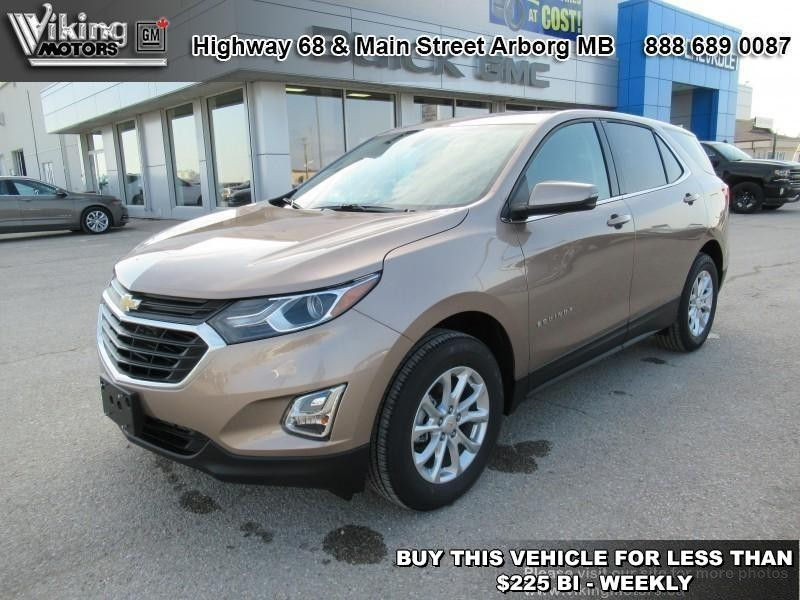 New 2019 Chevrolet Equinox LT - Power Liftgate - $205.70 B/W