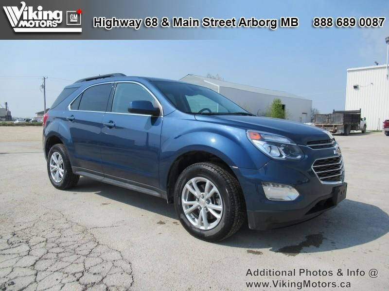 Pre-Owned 2017 Chevrolet Equinox LT - Bluetooth - Heated Seats - $134 B/W