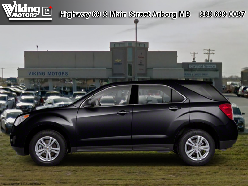 Pre-Owned 2013 Chevrolet Equinox LT - Bluetooth - Heated Mirrors - $155 B/W