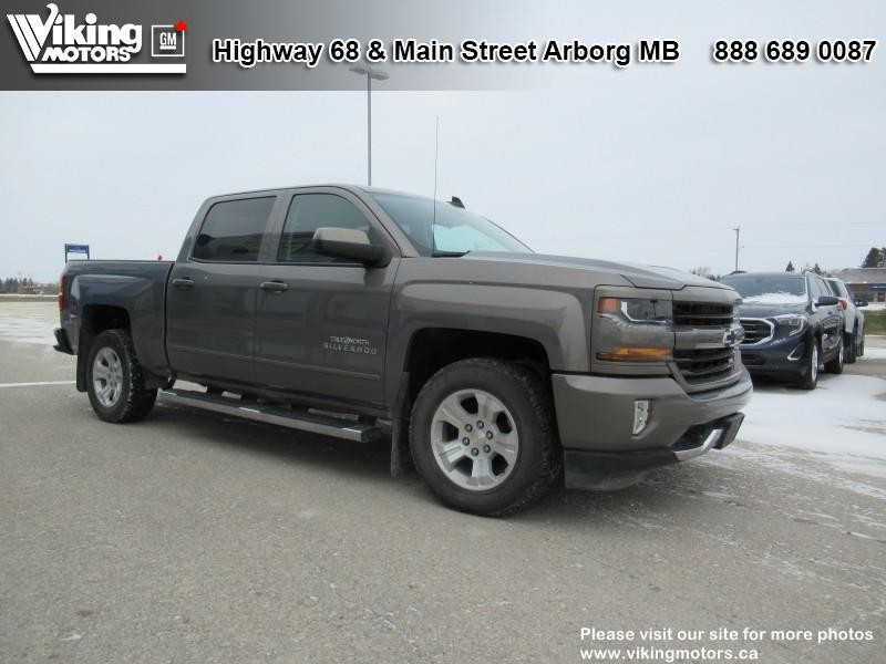 Pre-Owned 2017 Chevrolet Silverado 1500 LT - Bluetooth - $249 B/W