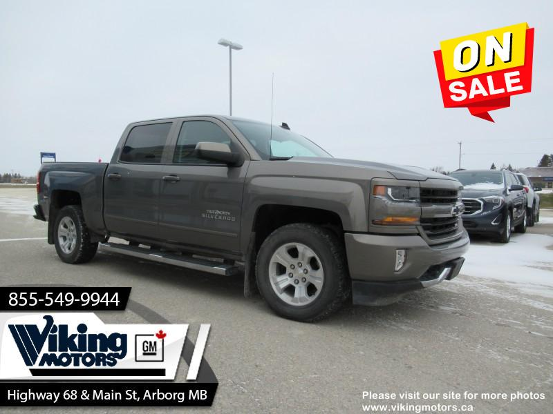 Pre-Owned 2017 Chevrolet Silverado 1500 LT - Bluetooth - $214 B/W
