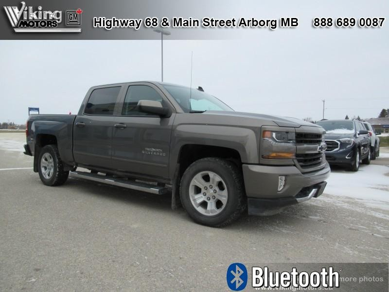 Pre-Owned 2017 Chevrolet Silverado 1500 LT - Bluetooth - $248.45 B/W