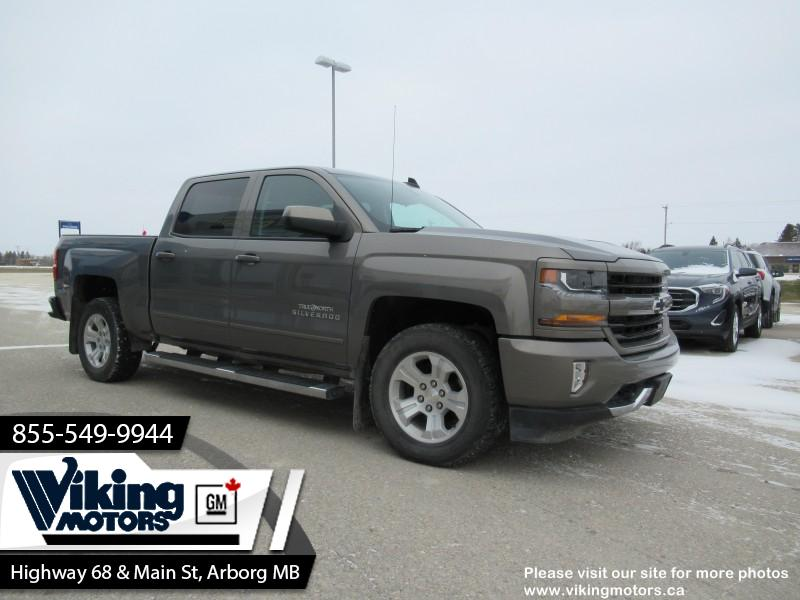Pre-Owned 2017 Chevrolet Silverado 1500 LT - Bluetooth - $222 B/W