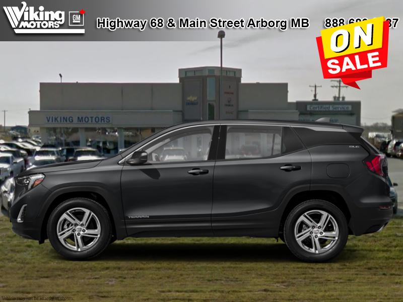 Pre-Owned 2018 GMC Terrain SLE - Bluetooth - $195 B/W