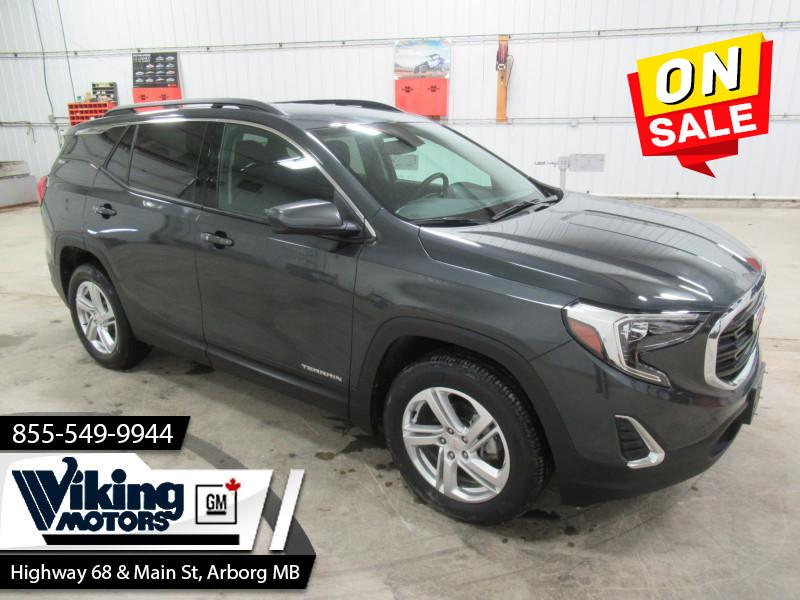 Pre-Owned 2018 GMC Terrain SLE - Bluetooth - $194 B/W