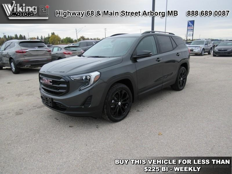 New 2019 GMC Terrain SLE - Power Liftgate - Heated Seats - $216.74 B/W