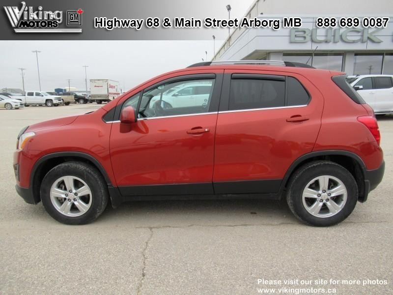 Pre-Owned 2015 Chevrolet Trax LT - Bluetooth - OnStar - $116.62 B/W