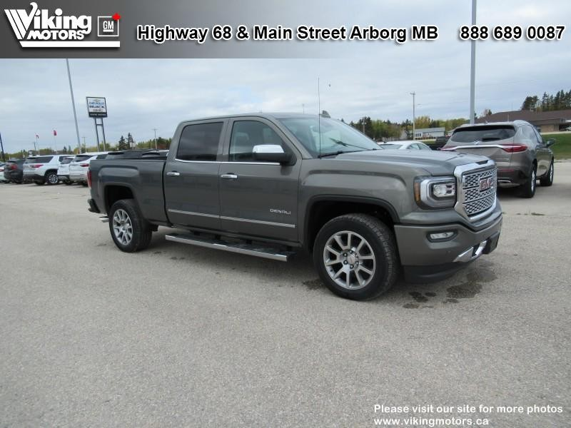 New 2018 GMC Sierra 1500 Denali - Cooled Seats - Heated Seats - $369.91 B/W