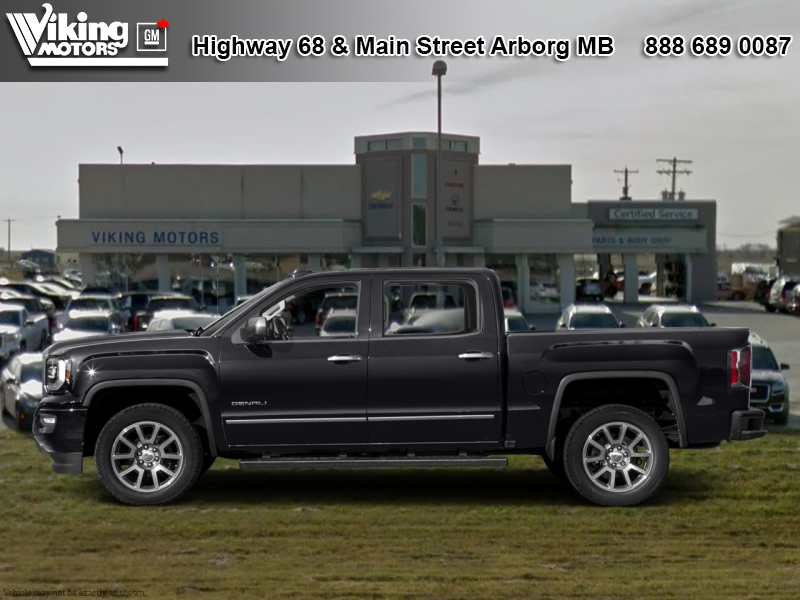 Pre-Owned 2017 GMC Sierra 1500 Denali - Navigation - Leather Seats - $321 B/W
