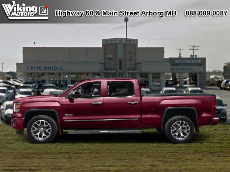Pre-Owned 2015 GMC Sierra 1500 SLE - Bluetooth - OnStar - $236.02 B/W