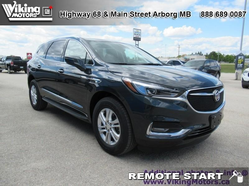 New 2019 Buick Enclave Essence - $325 B/W