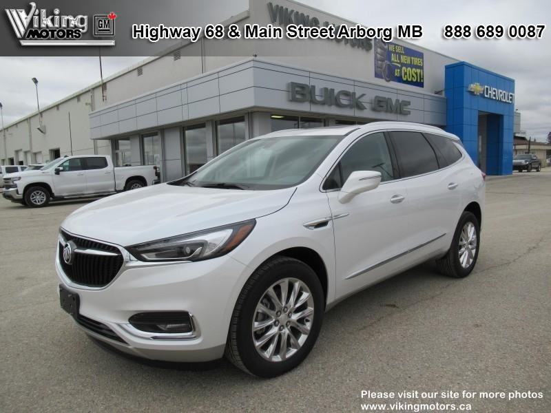 New 2019 Buick Enclave Essence AWD - Navigation - Sunroof - $338.73 B/W