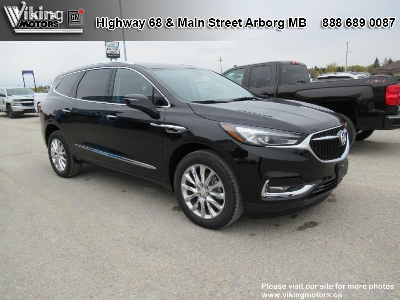 New 2019 Buick Enclave Essence - Navigation - Sunroof - $319.10 B/W