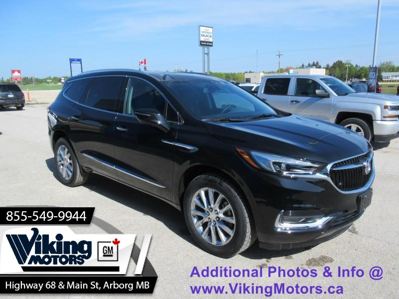 New 2019 Buick Enclave Essence - Navigation - Sunroof - $306 B/W