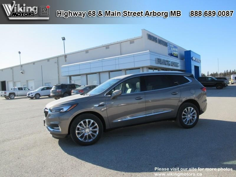 New 2019 Buick Enclave Essence AWD - Navigation - Sunroof - $333.94 B/W