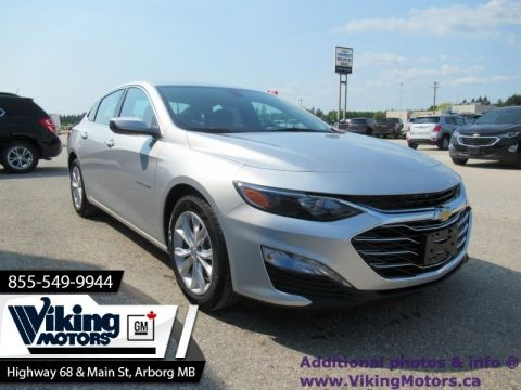 2020 Chevrolet Malibu LT  - Heated Seats - $154 B/W