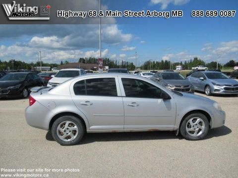 Pre-Owned 2006 Pontiac G5 BASE - - Air - Rear Air