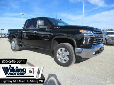 New 2020 Chevrolet Silverado 2500HD LTZ - - POWER SUNROOF