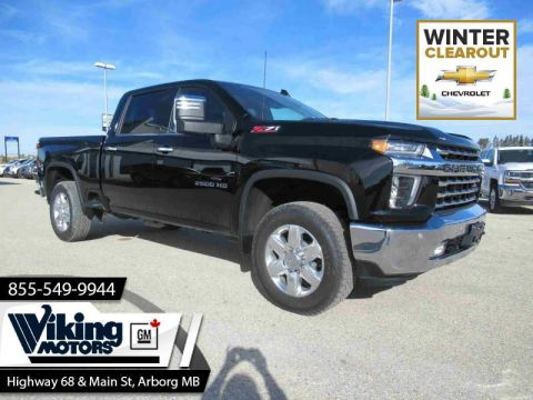 New 2020 Chevrolet Silverado 2500HD LTZ - Premium Package