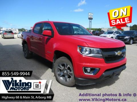Pre-Owned 2016 Chevrolet Colorado 4WD Z71 - Touch Screen - $180 B/W