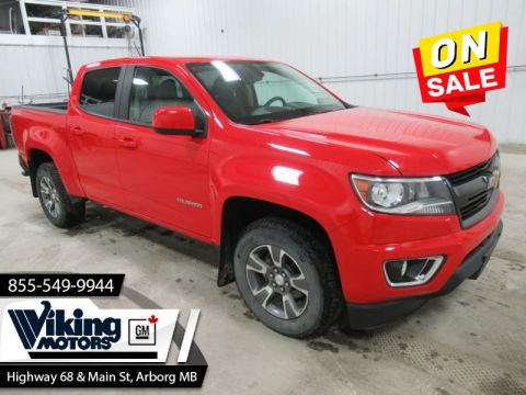 2016 Chevrolet Colorado 4WD Z71  -  Touch Screen - $175 B/W